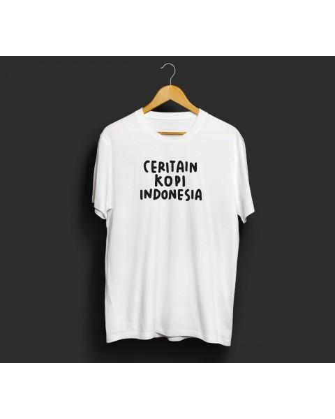 T-shirt CKI White