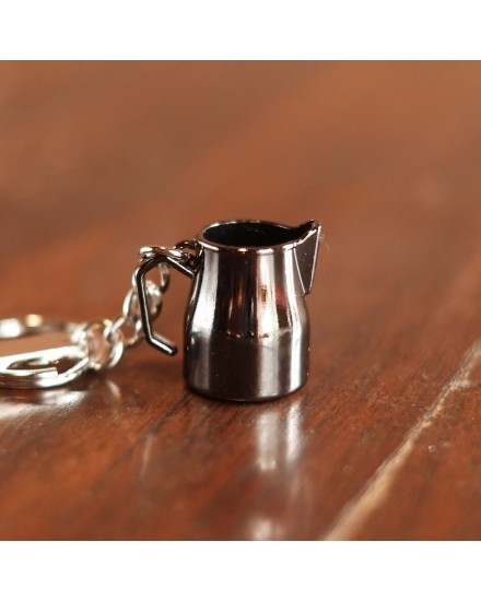 customized keychains milk jug shape