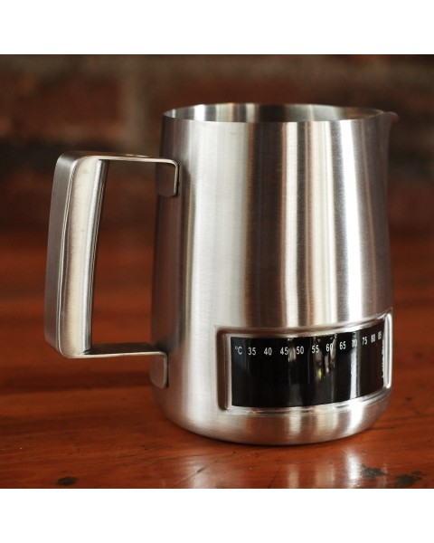 Milk Jug with Thermometer 600 ml