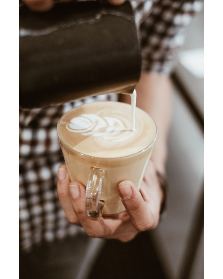 Anomali Coffee Glass