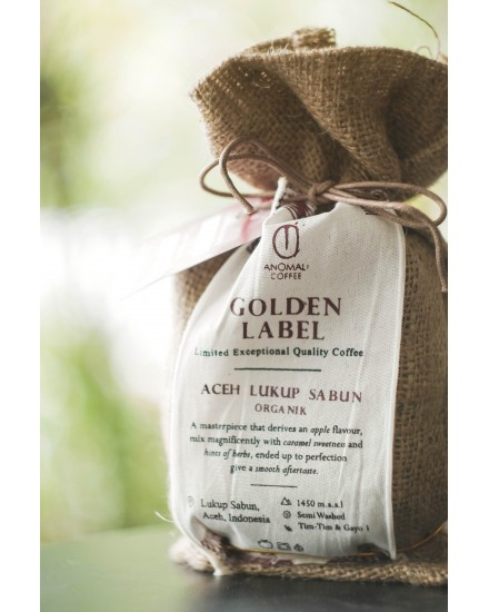 Golden Label - Aceh Lukup Sabun Organik