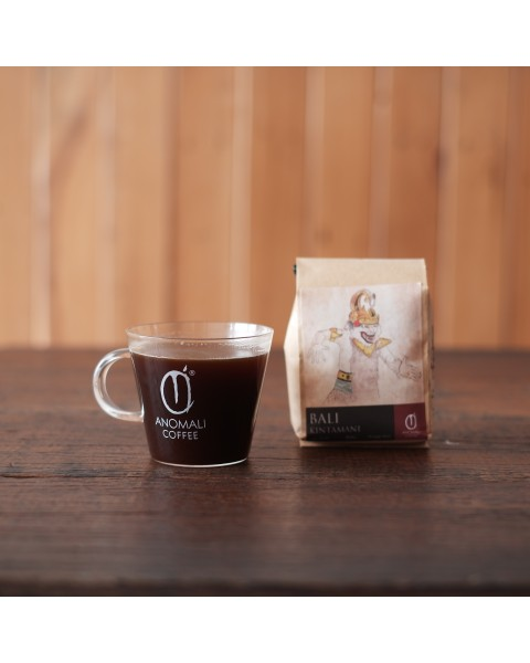 Packet 4 (200 Grams Coffee + Anomali Coffee Glass)
