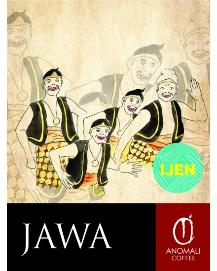 Java Ijen Coffee Beans
