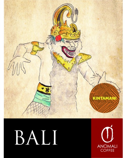 Bali Coffee Beans