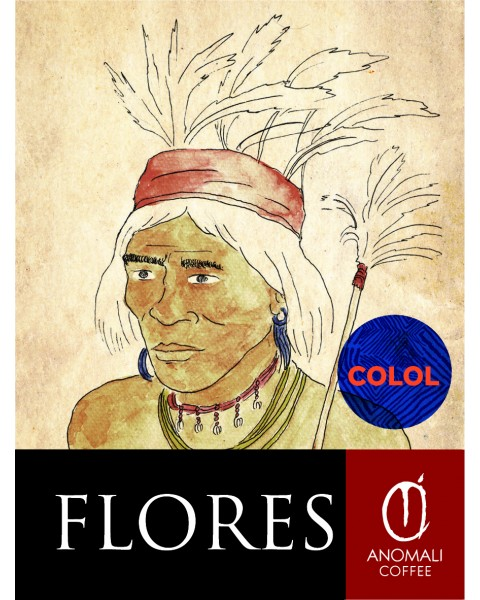 Flores Coffee Beans