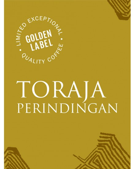 Golden Label - Toraja Perindingan