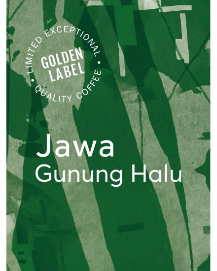 Golden Label Jawa Gunung Halu Coffee Beans
