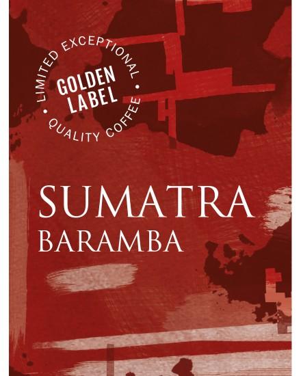 Golde Label Sumatra Baramba Coffee Beans