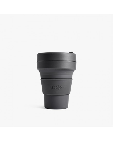 Carbon-Stojo Pocket Cup-Brooklyn Collection