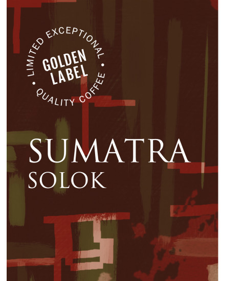 Golden Label Sumatra Solok