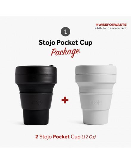 Stojo Pocket Package