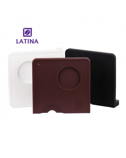 Latina Tamping Mat Square 16x16 cm