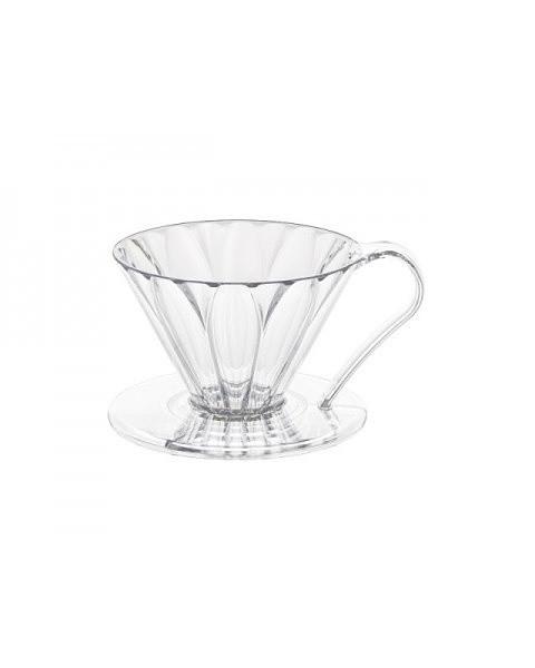 CAFEC Dripper Plastic PFD1 + Spoon