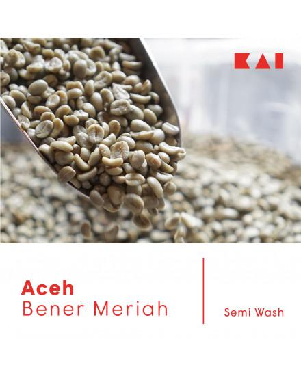 Aceh Bener Meriah Greenbeans 1kg