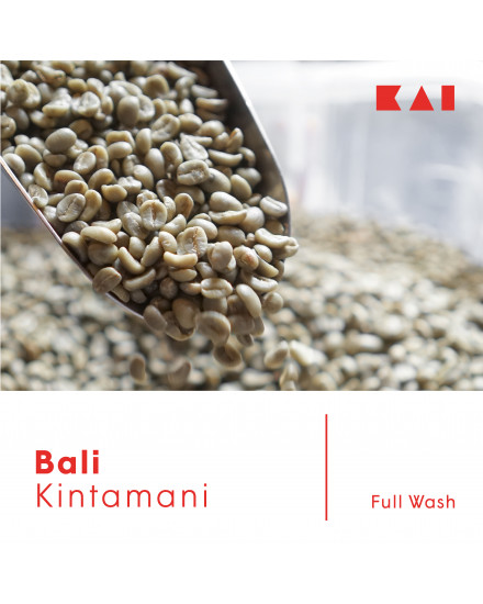 Bali Kintamani Greenbeans 1kg