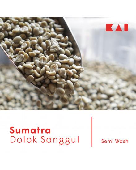 Sumatra Dolok Sanggul Greenbeans@5kg