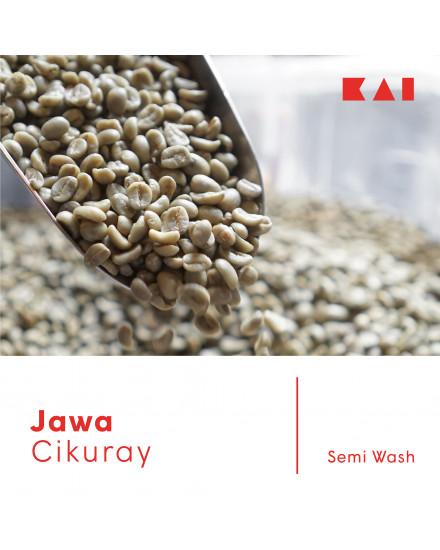 Jawa Cikuray Greenbeans@5kg