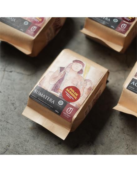Sumatra Dolok Sanggul Coffee Beans