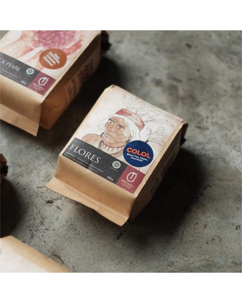 Flores Colol Coffee Beans