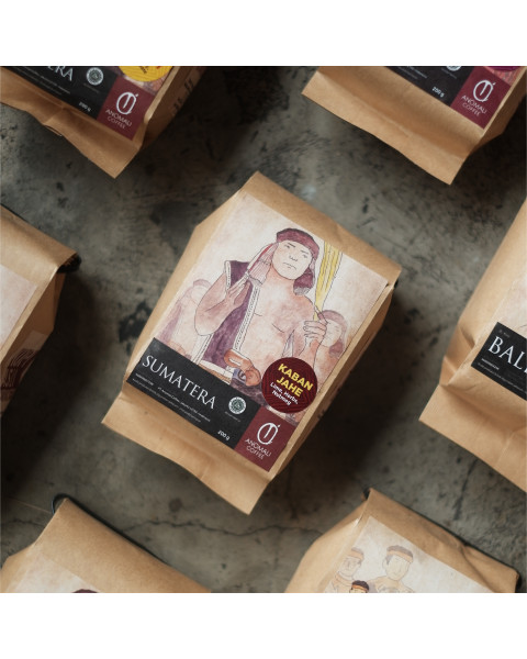 Sumatra Kabanjahe Coffee Beans