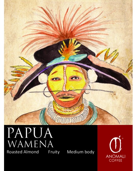 Papua Coffee Beans
